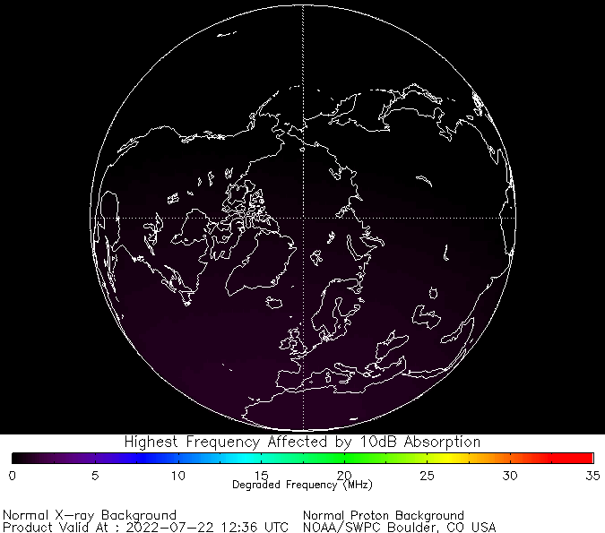 thumbnail of North global absorption predictions at 10 dB