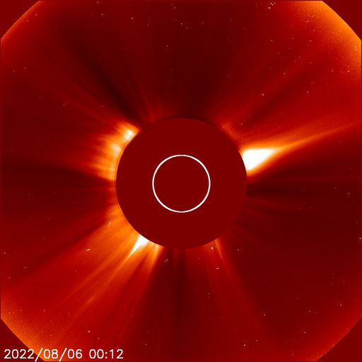 Images of the solar corona