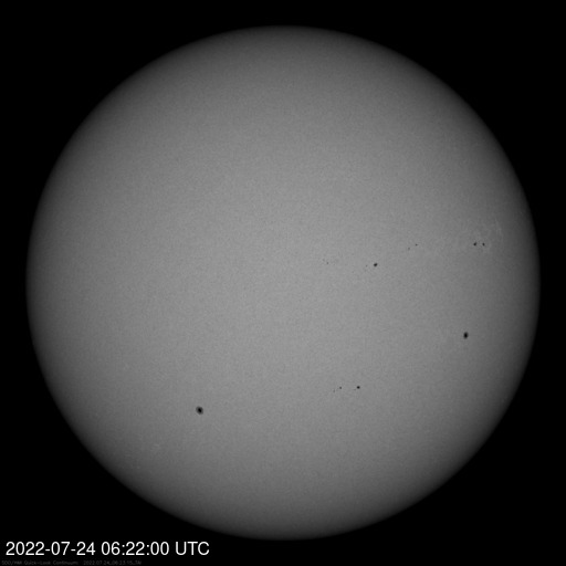Solar Visible Light Image