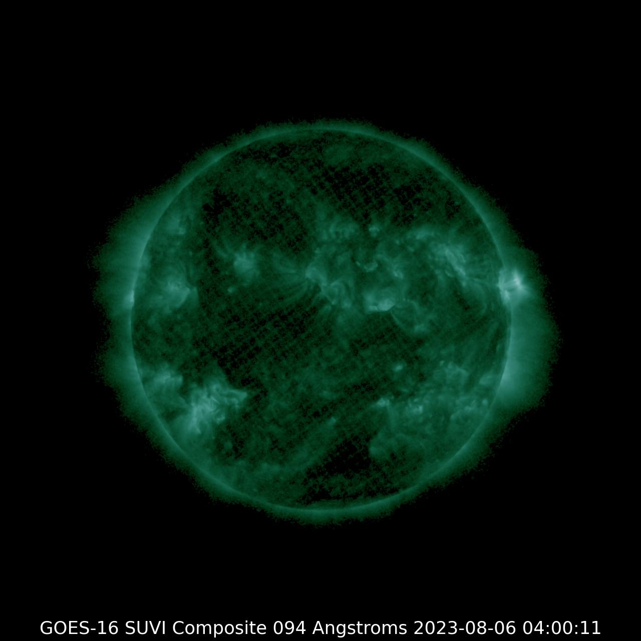 GOES-16 SUVI 094