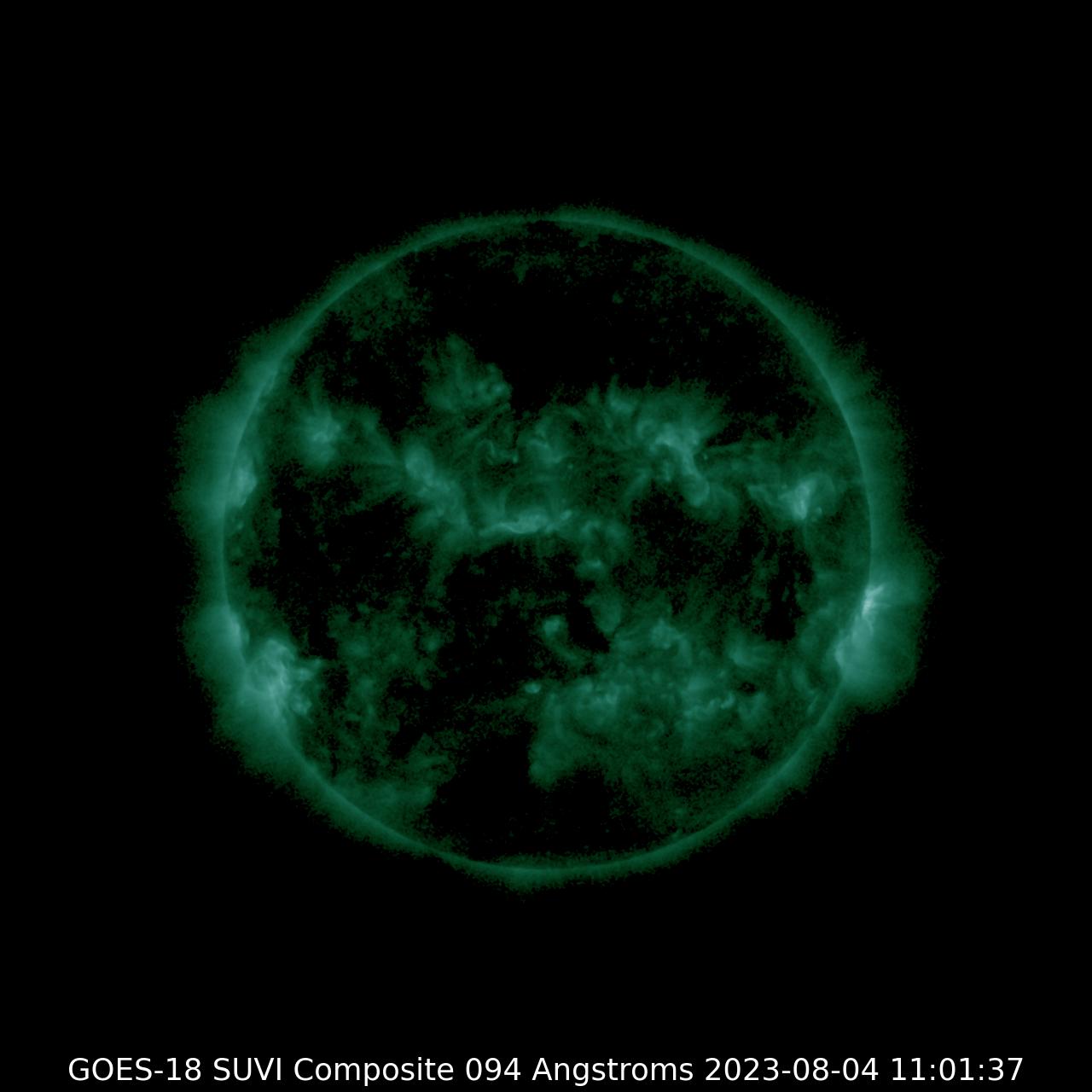 GOES-17 SUVI 094