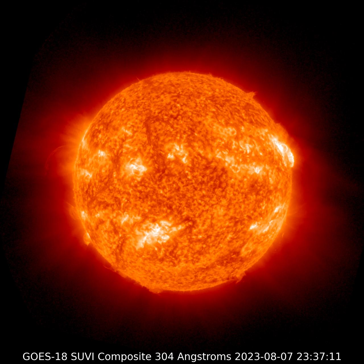 GOES-17 SUVI 304