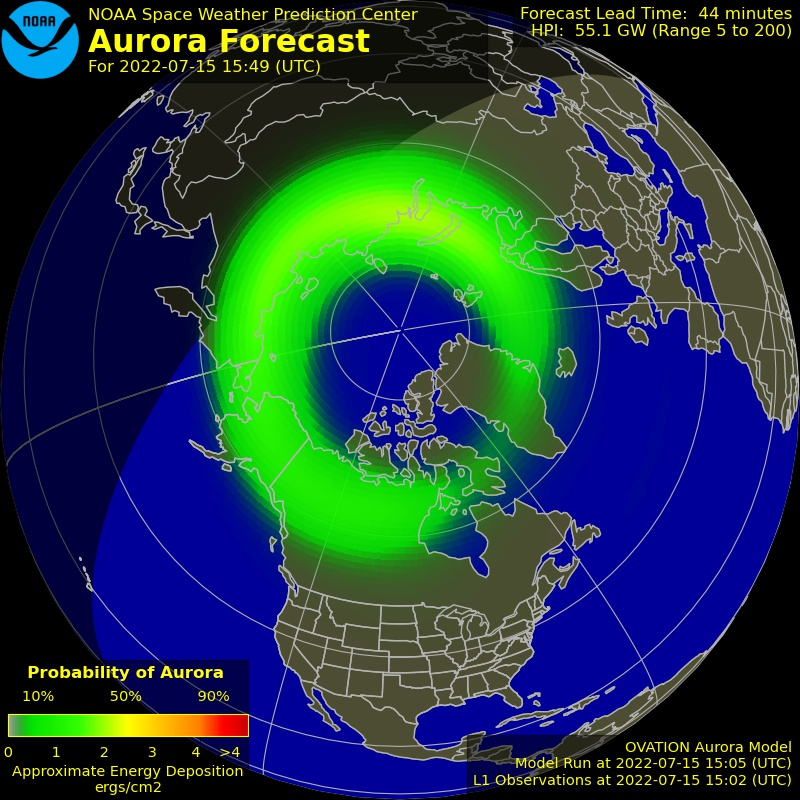 Current Aurora Oval