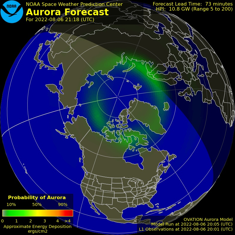 Aurora Borealis Forecast  Everything You Need to know